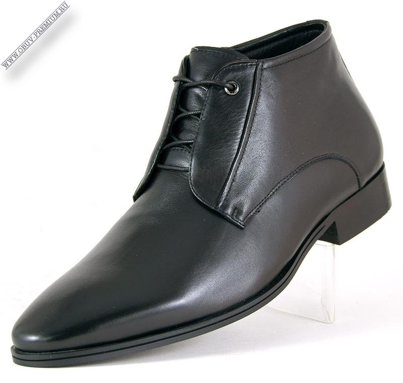 8d802b908d8b Мужские зимние классические ботинки «Basconi»