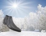 Зимняя классическая обувь