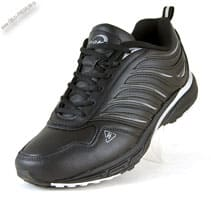 Кроссовки черные «Bona»