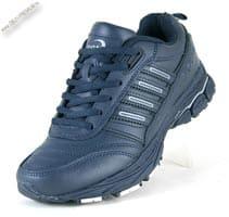 Синие кроссовки «Bona»