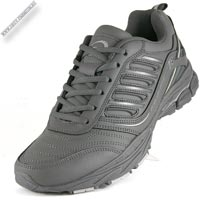 Серые кроссовки «Bona»