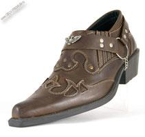 Обувь казаки коричневые «Garant»