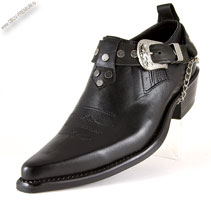 Ботинки казаки «Maleo»