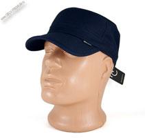 Летняя кепка немка синяя