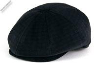 Вельветовая кепка-восьмиклинка «Magneet»