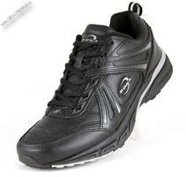 Черные кроссовки «Bona»