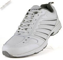 Светлые кроссовки «Bona»