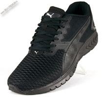 Летние кроссовки черные