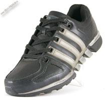 Летние кожаные кроссовки