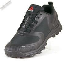 Зимние черные термо кроссовки