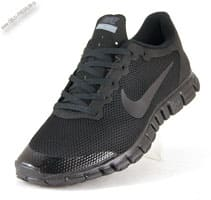 Черные кроссовки 2021