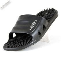 Тапочки массажные черные