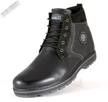 Зимние кожаные ботинки «Acro»
