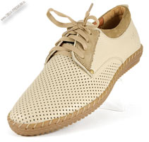 Летние туфли на шнурках «Podkova»