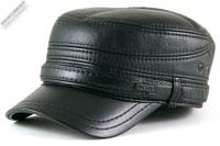Кожаная кепка немка «North»