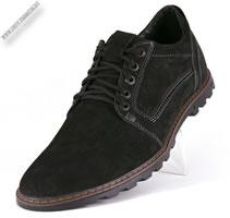 Ботинки из нубука «Fossa»