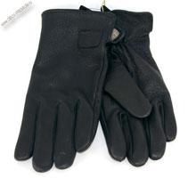 Кожаные перчатки «Ploneer»