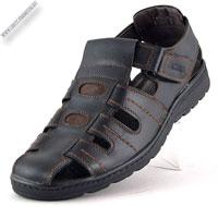 Сандалии кожаные «Acro»