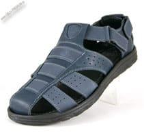 Кожаные сандалии с закрытым носком «Garant»
