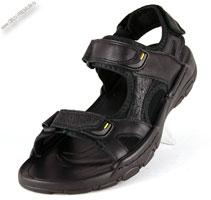Сандалии спортивные кожаные «Leese»