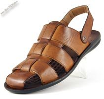Шлепанцы-сандалии «PoLoMaKo»