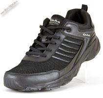 Черные кроссовки гиганты «Kajila»