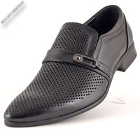 Туфли с перфорацией «Fashion Family»
