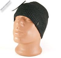 Серая шапка «WAG»