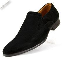 Туфли замшевые «Maskonni»