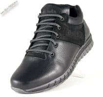 Зимние кожаные кроссовки «Arman»